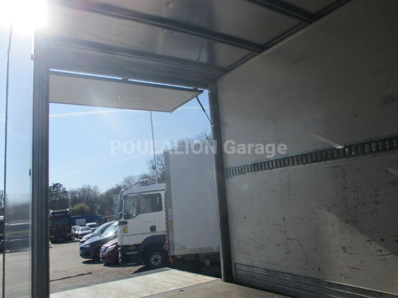 Utilitaire Iveco Daily 35C14 Caisse grand volume