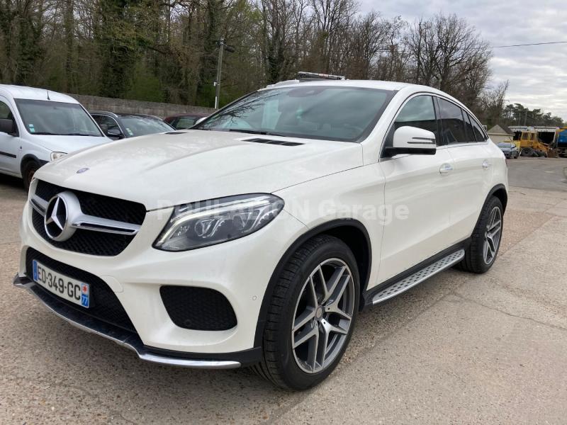 Voiture Mercedes GLE 350 D COUPE 4MATIC FASCINATION Coupé