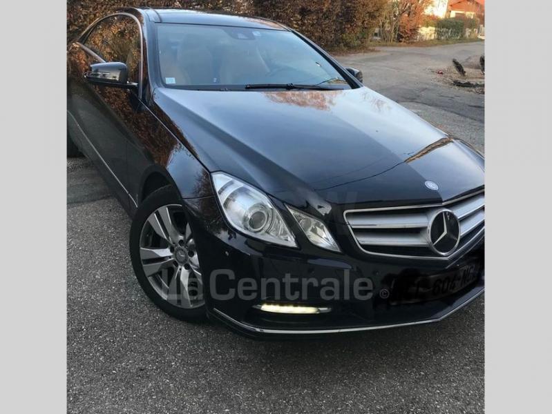 Voiture Mercedes CLASSE E COUPE 350 CDI BLUEEFFICIENCY EXECUTIVE 7G-TRONIC PLUS Coupé