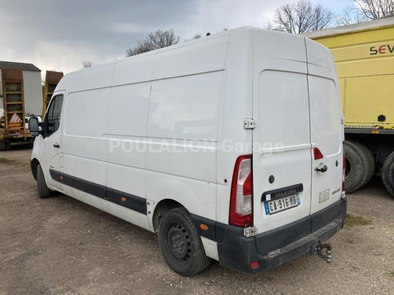 Utilitaire Renault Master 125 DCI Fourgon Fourgon tôlé