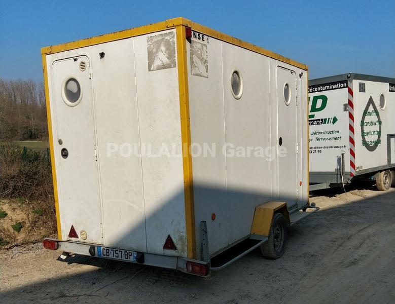 Matériel de chantier CNSE OD200S Bungalow