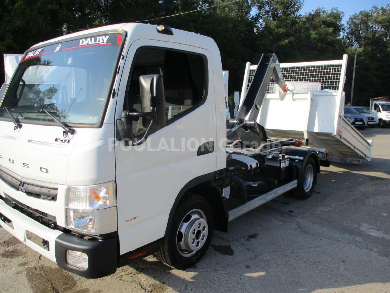 Utilitaire Mitsubishi Canter 3C13 Polybenne