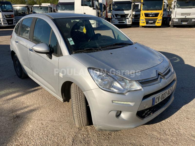 Voiture Citroën C3 1.4 HDI Berline