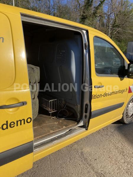 Utilitaire Citroën Jumpy 2.0 HDI Fourgon Fourgon tôlé