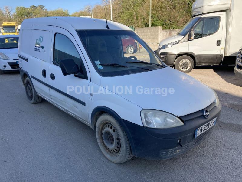 Utilitaire Opel Combo 1.7 CDTI Fourgon Fourgon tôlé