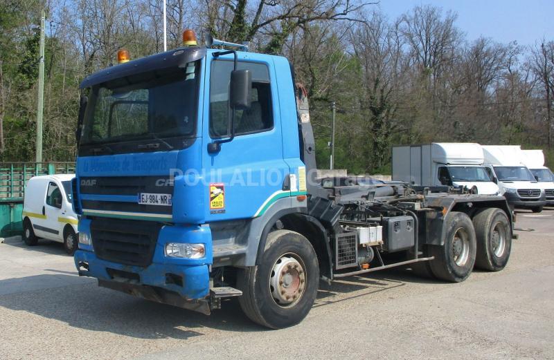 Camion DAF CF85 430 Polybenne