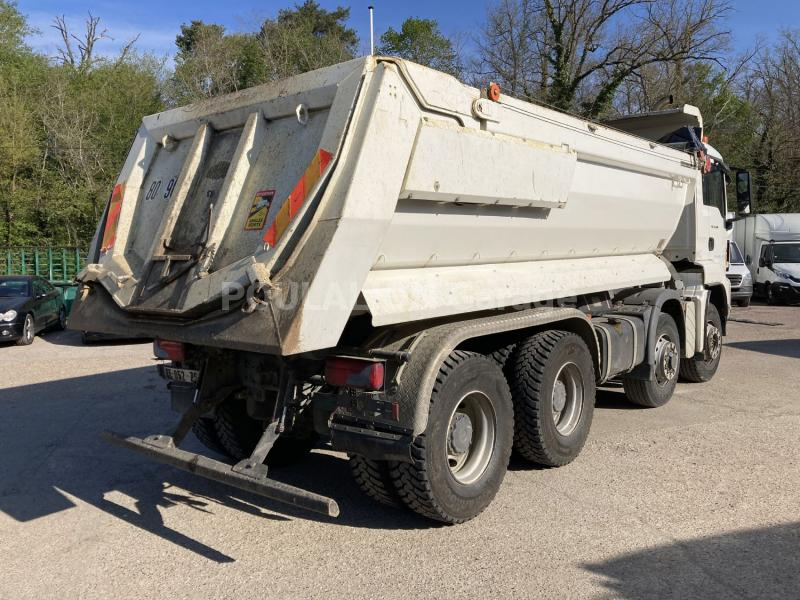 Camion MAN TGS 33.440 Benne Benne TP