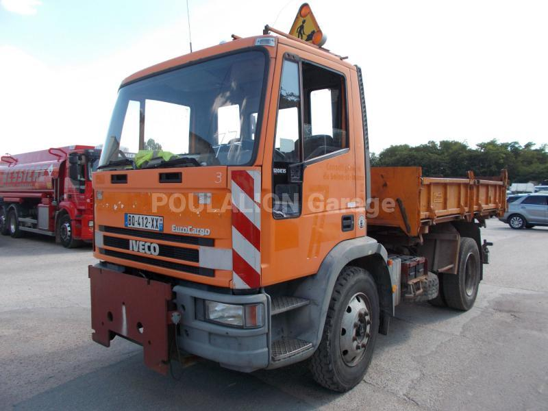 Camion iveco eurocargo 120e15 benne benne arri re garage for Garage mercedes bonneuil sur marne