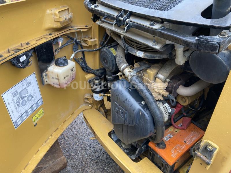 Chargeuse Caterpillar 216B Series 3 Mini-chargeuse