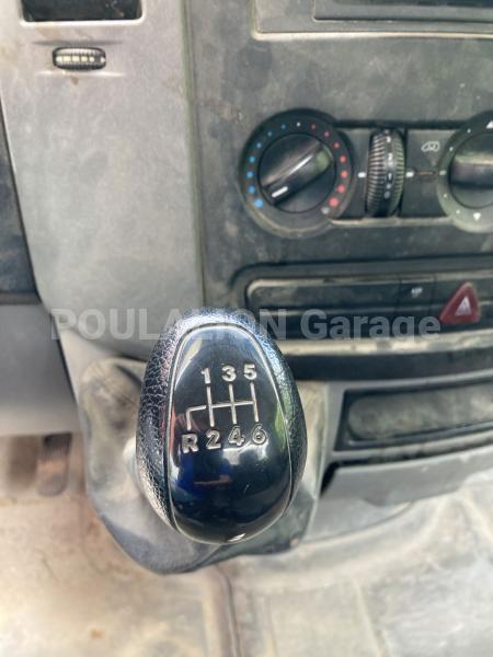 Utilitaire Mercedes Sprinter 511 CDI Benne Benne arrière