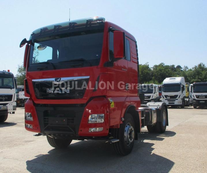 Tracteur MAN TGX 18.510 4x4H