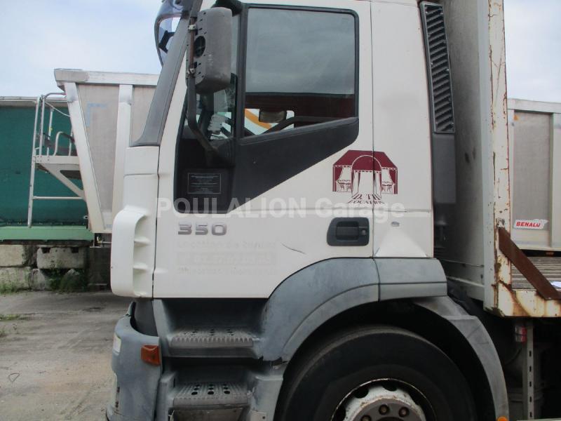 Camion Iveco Stralis 350 Plateau