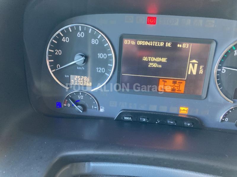 Camion Mercedes Actros 2544 NL Fourgon