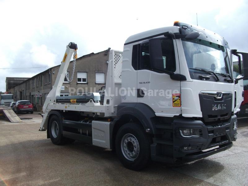 Camion MAN TGS 18.430 Multibenne