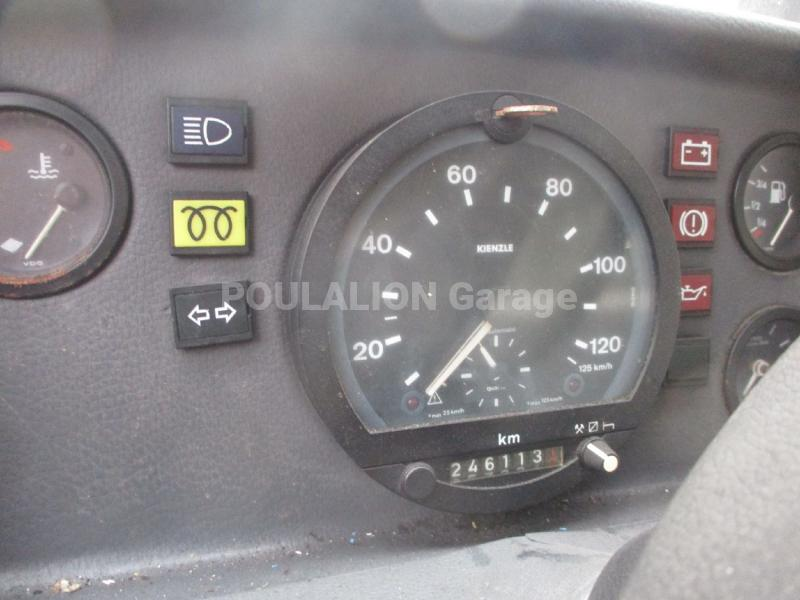 Utilitaire Mercedes 410D Frigo Mono température