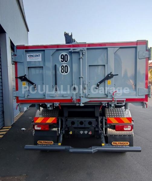 Camion DAF CF 430 Benne Bi-benne