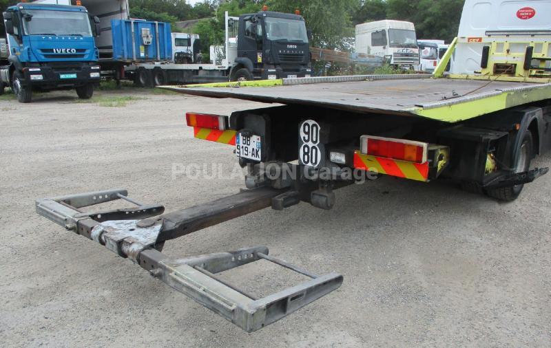 Camion Renault Midlum 220 DCI Porte voitures