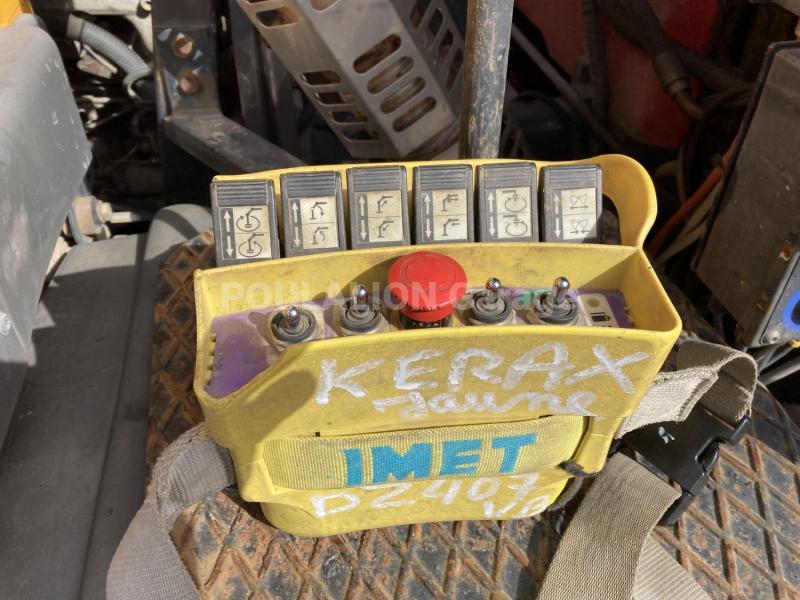 Camion Renault Kerax 420.26 Benne Bi-benne
