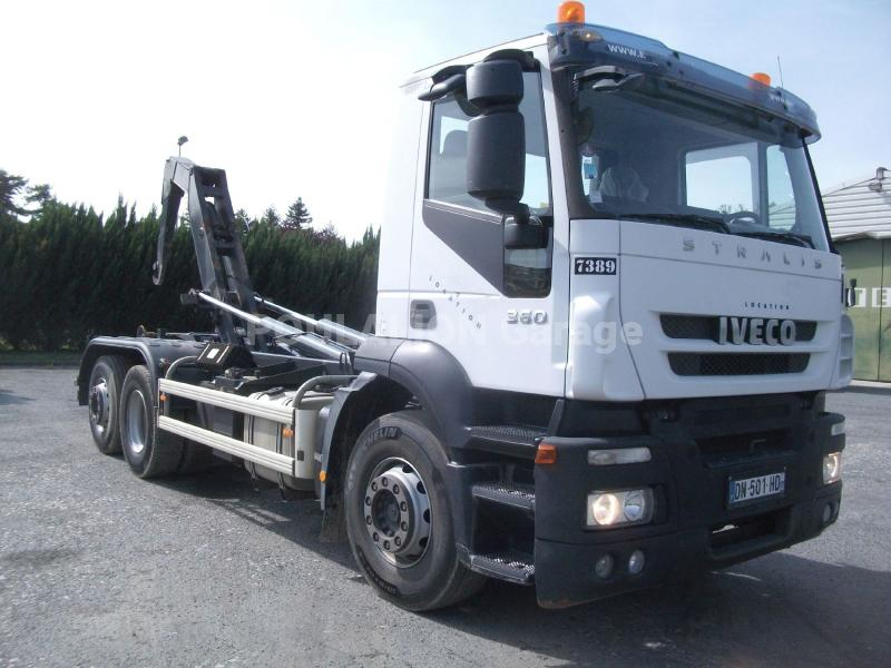Camion Iveco Stralis 360 Polybenne