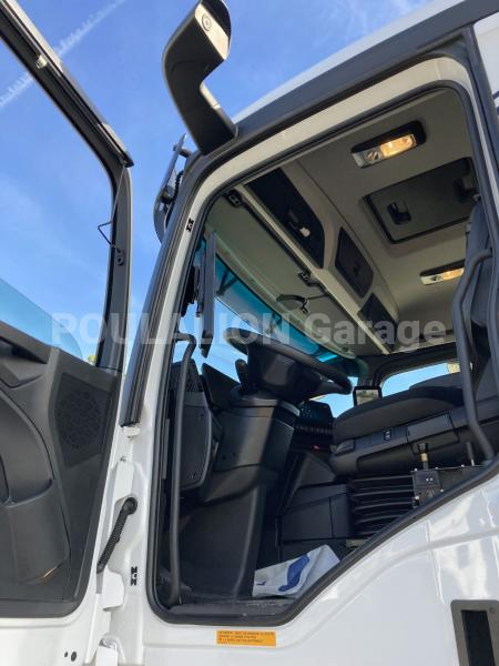 Camion Mercedes Arocs 3245 K Benne Bi-benne