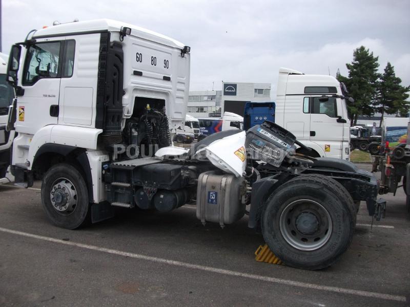 Tracteur MAN TGS 18.510