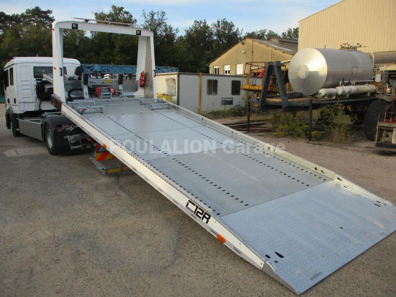 Camion MAN TGL 12.250 BL Véhicules spéciaux Dépannage
