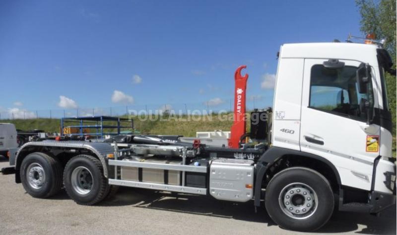 Camion Volvo FMX 460 Polybenne