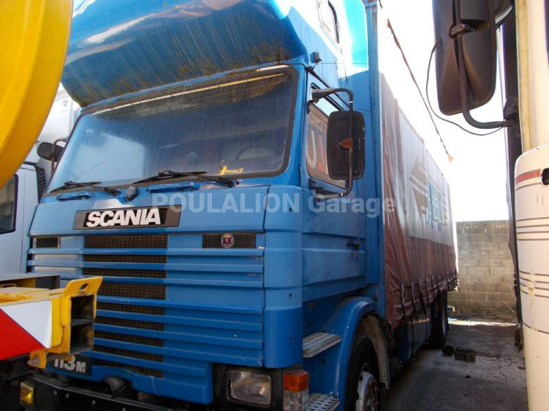 Scania garage g rard poulalion for Garage mercedes bonneuil sur marne