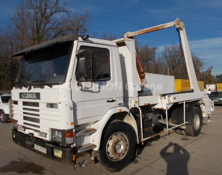 Camion Scania H 93H230 Multibenne
