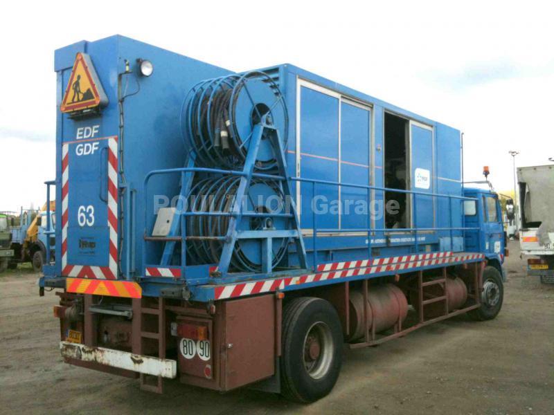 Matériel de chantier Leroy somer LSA 47.1 Groupe électrogène