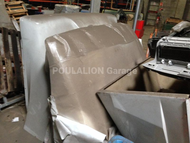 Pièces détachées Iveco Déflecteur de toit Cabine / carrosserie