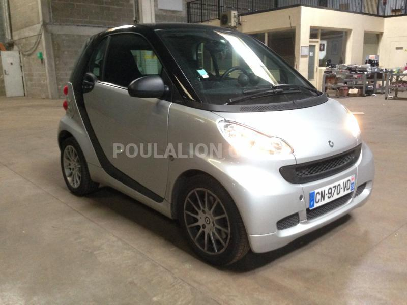 Voiture Smart FORTWO Citadine