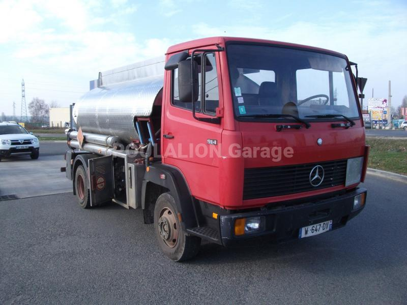 Camion mercedes ln garage g rard poulalion for Garage mercedes bonneuil sur marne