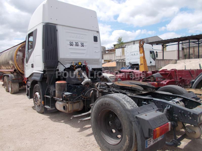 Pièces détachées Iveco AS440S45 Autres pièces détachées