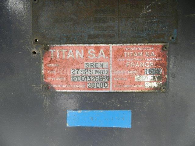 Semi-remorque Titan Autre