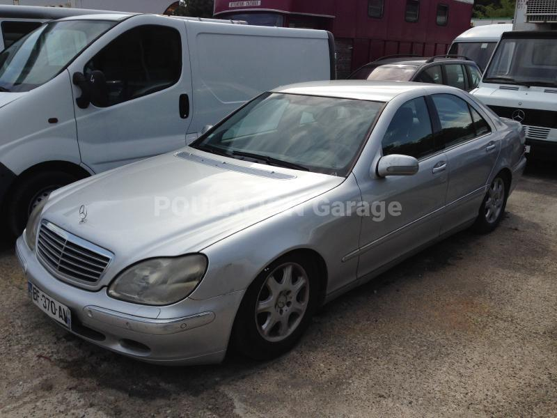 Voiture Mercedes Classe S320 CDI Berline