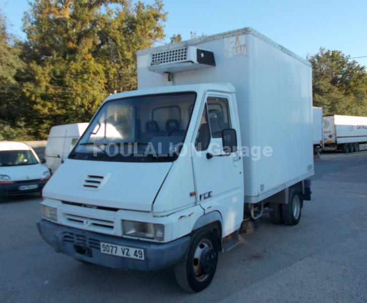 Utilitaire renault gamme b 80 frigo garage g rard poulalion for Garage mercedes bonneuil sur marne