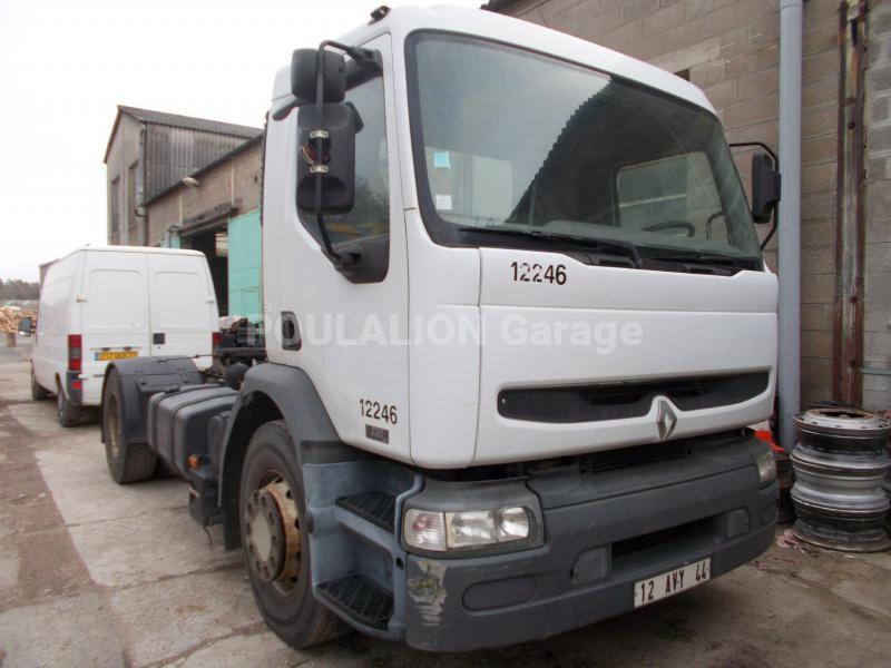 Tracteur renault garage g rard poulalion for Garage poids lourds paris