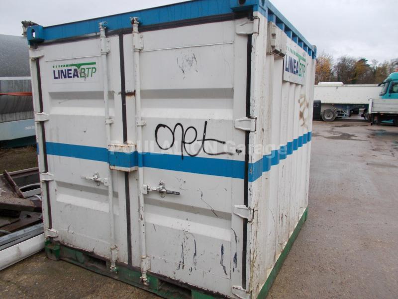 Matériel de chantier nc Container 8' - 9,96m3 Bungalow