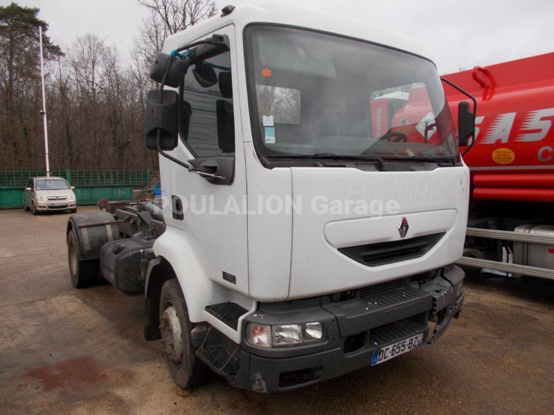 Camion renault gamme m 160 ch ssis garage g rard poulalion for Garage mercedes bonneuil sur marne