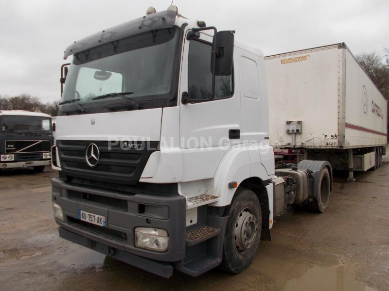 Tracteur mercedes garage g rard poulalion for Garage mercedes bonneuil sur marne