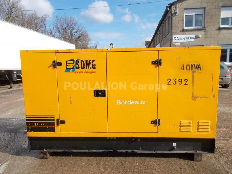 Matériel de chantier Sdmo 40 kVA Groupe électrogène