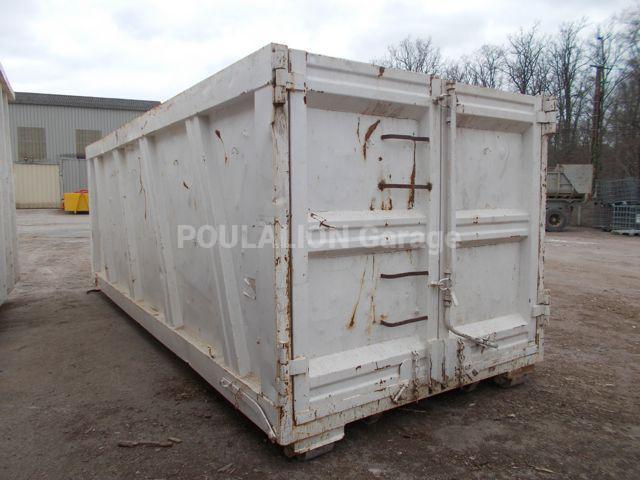 Équipements TP Caisson Polybenne - Autre équipement TP