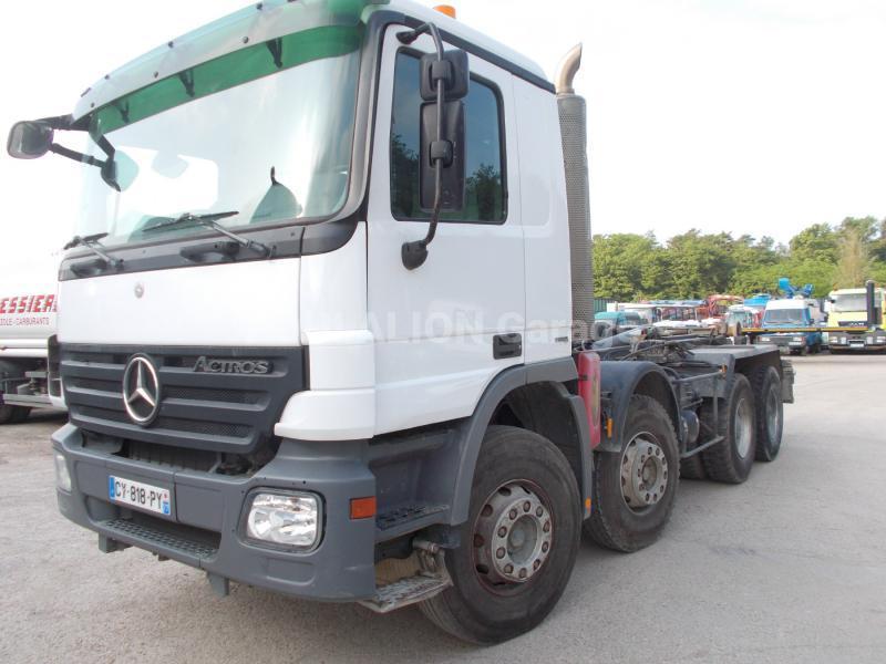 Camion Mercedes-Benz Actros 4141 Polybenne
