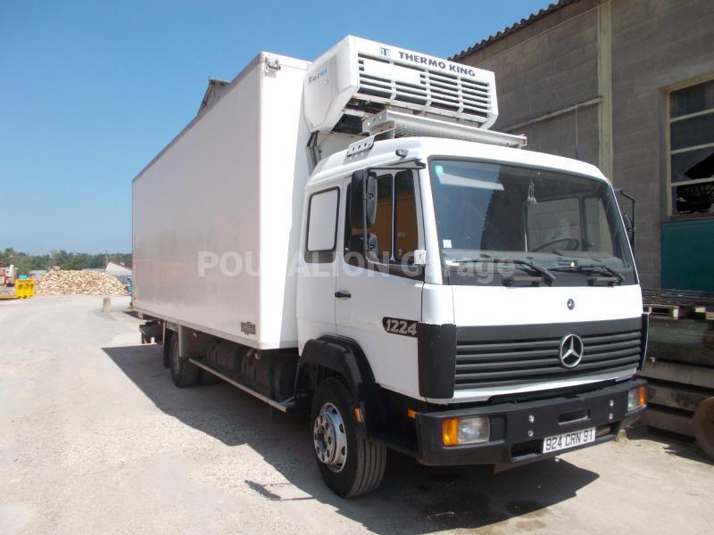 Camion Mercedes-Benz 1224 Frigo Mono température