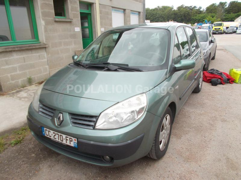 Voiture renault scenic berline garage g rard poulalion for Garage mercedes bonneuil sur marne