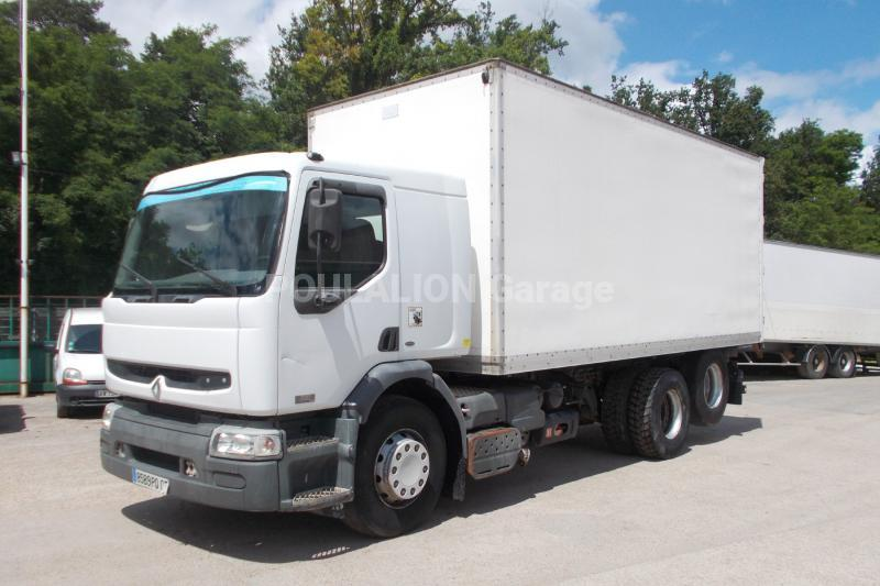Camion Renault Premium 320 Fourgon