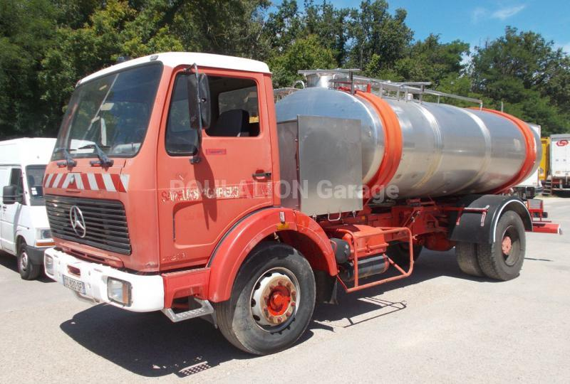 Camion Mercedes-Benz SK 1922 Citerne Alimentaire