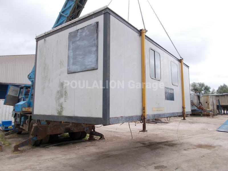 Matériel de chantier Portakabin PK22 Bungalow