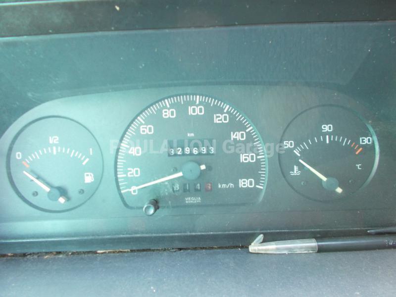 Utilitaire Peugeot Boxer 2,5 D Véhicules spéciaux